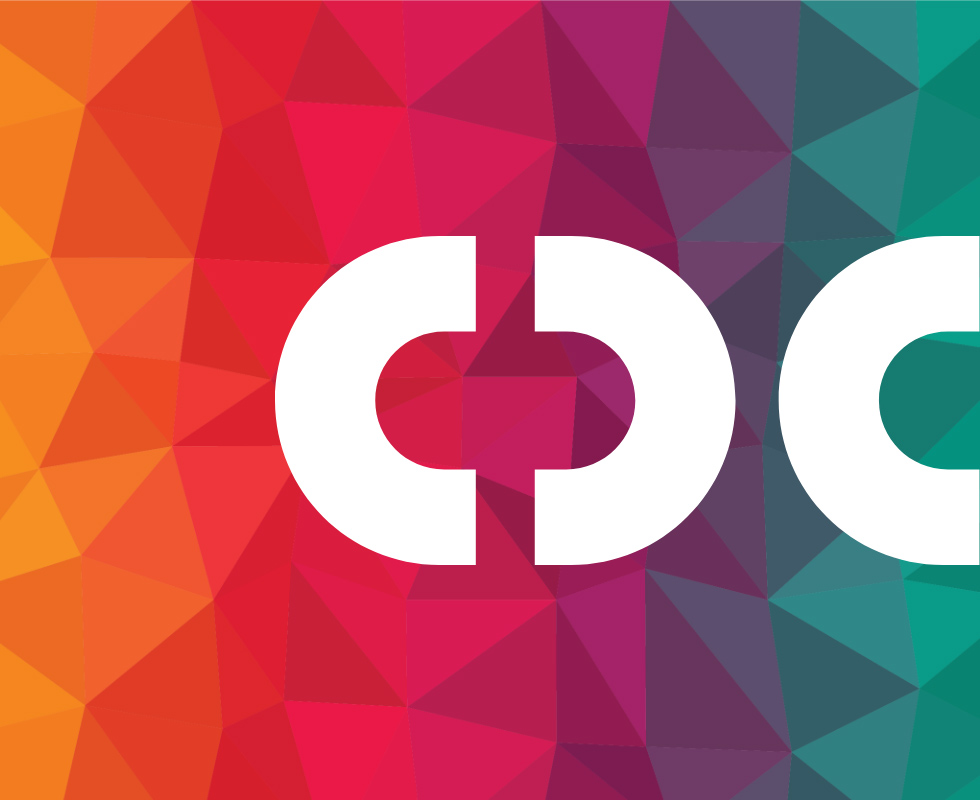 A colorful graphic showing the CHEFA CDC logo